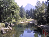 Half Dome, Sentinel Bridge, Yosemite Valley