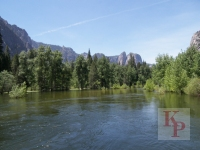 Merced River, Yosemite Valley, High Water