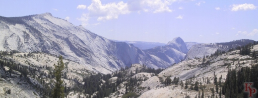 Olmstead Point, Yosemite