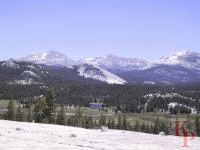 Pothole Dome, Tuolumne Meadow, Yosemite