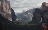 Yosemite Tunnel View, Inspiration Point, Yosemite, Wawona Tunnel, Discovery View